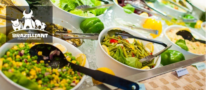 £29.95 for a Barbecue Banquet + Speciality Caipirinha Cocktail for 2