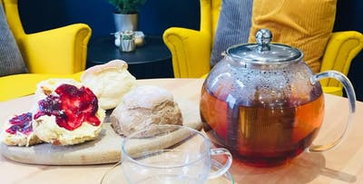 £10 for a Mini-Afternoon Tea for 2