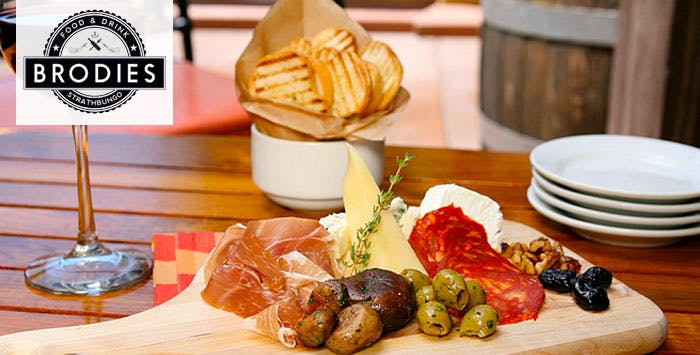 £12 for a Sharing Platter or Dirty Fries + Drink for 2