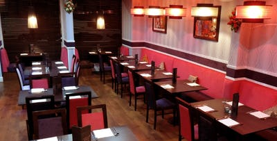 Main Course Lunch or Dinner + Side for 2; from £12