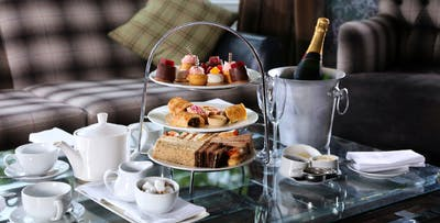 £32.50 for an Afternoon Tea for 2