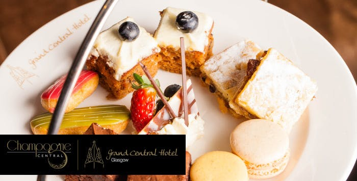£24 for a Sparkling Afternoon Tea for 2