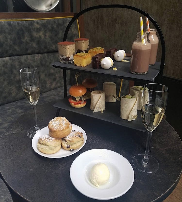 Chez Mal, Glasgow - Restaurant Bookings & Offers - 5pm co uk