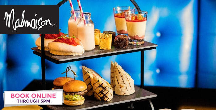 Malmaison Glasgow Restaurant Deals