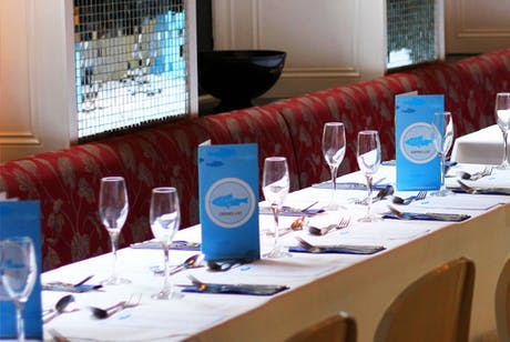£19.95 per person for a 3 Course Private Dining Experience for 8-30 People
