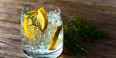£14.95 for a Premium Gin & Tonic Each + Cheeseboard to Share for 2
