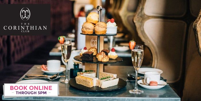 £22 for Afternoon Tea for 2