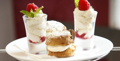 £17 for Afternoon Tea for 2