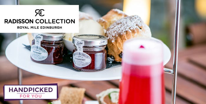£39 for Prosecco Afternoon Tea for 2