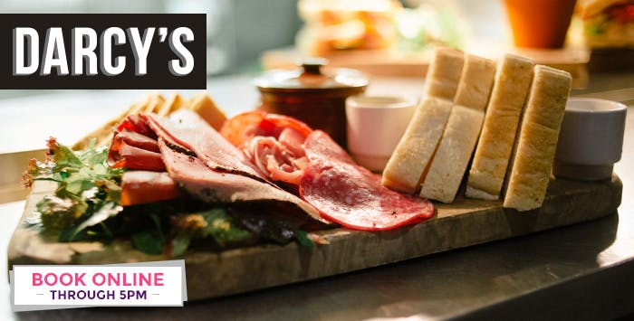 £25 for a Sharing Board + Bottle of Prosecco for 2