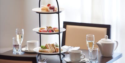 Afternoon Tea with Optional G&Ts or Prosecco for 2; from £14.95