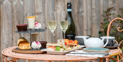 £15 for Afternoon Tea for 2
