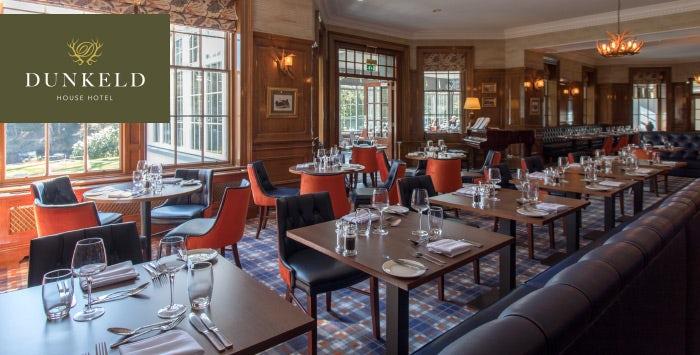 Dunkeld House Hotel Dinner Menu