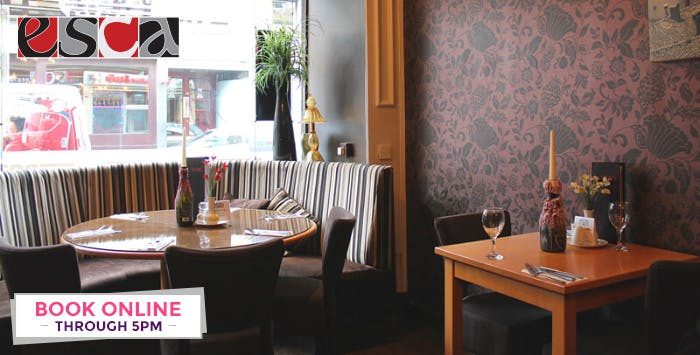 £29 for a 3 Course Italian Meal + Glass of Wine for 2