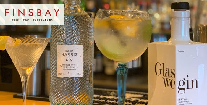 £10 for a Perfect Serve G&T with Nibbles for 2