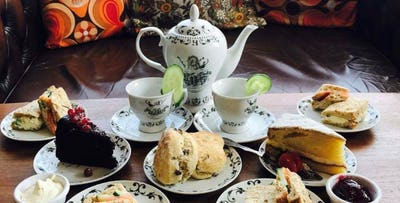£30 for a Hendrick's Afternoon G&Tea for 2
