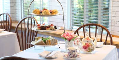 £12.95 for Afternoon Tea for 2