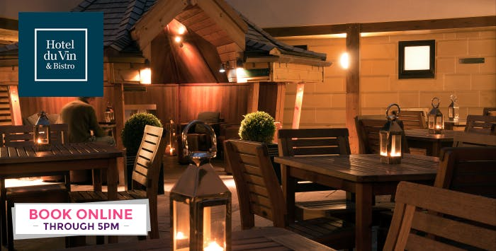 £29 for a 3 Course Meal + Prosecco for 2