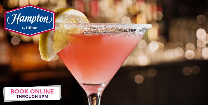 4 Cocktails or Drinks, from £12