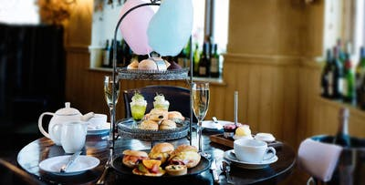 £29 for Afternoon Tea + Prosecco for 2