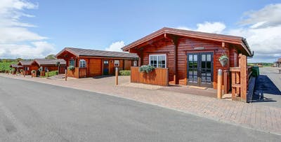 £309 for a Weekend Lodge Stay for up to 4. £179 for a Midweek Lodge Stay