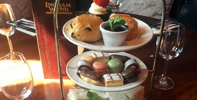 £19 for Afternoon Tea with Gin Cocktail for 2
