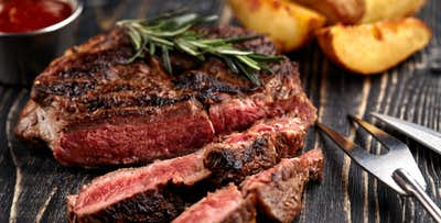 £30 for Fillet Steak + Chips with Drink for 2