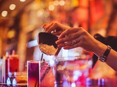 4 Cocktails + Nibbles