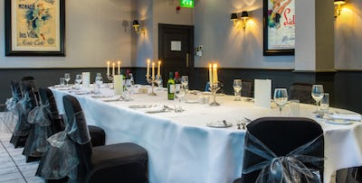 £299 for Bespoke Private Dining for 10
