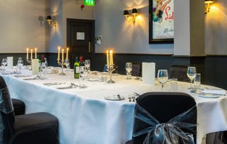 3 Course Private Dining