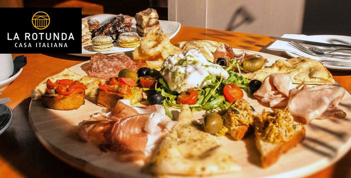 £14.95 for an Italian Afternoon Tea for 2