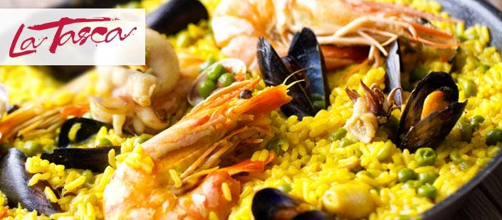 £25 for 6 Tapas + Bottle of Cava to share for 2