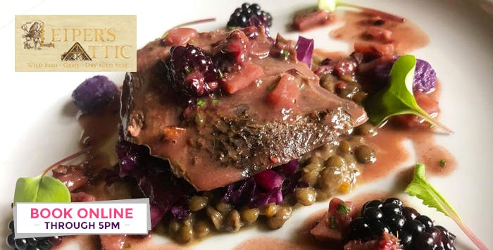 £25 for £50 Spend on A La Carte Menu