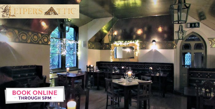£49 for a 7 Course Tasting Meal + Glass of Fizz for 2
