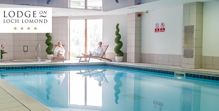 £29 for a 2 Course Lunch + Full Use of Leisure Facilities for 2
