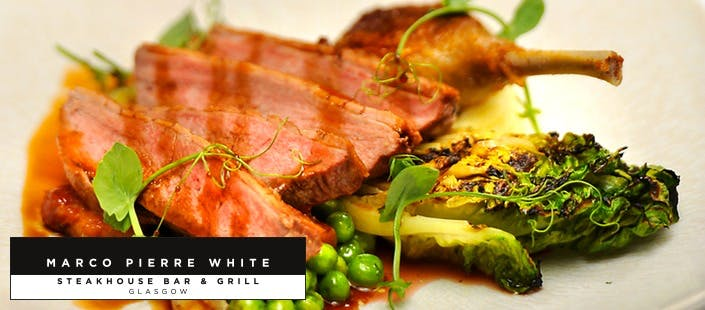 £30 for a New Menu Main Course + Bottle of Wine for 2