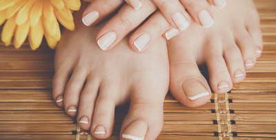 £15 for a Luxury Pedicure