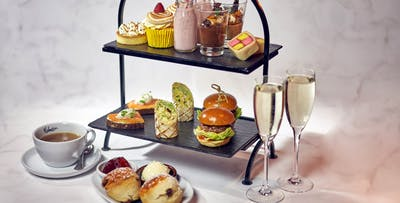£29 for Afternoon Tea with a G&T or Prosecco for 2
