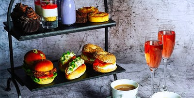 £34 for Hendrick's Afternoon Tea for 2
