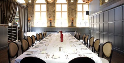 £295 for a Private Dining Experience for 15 People