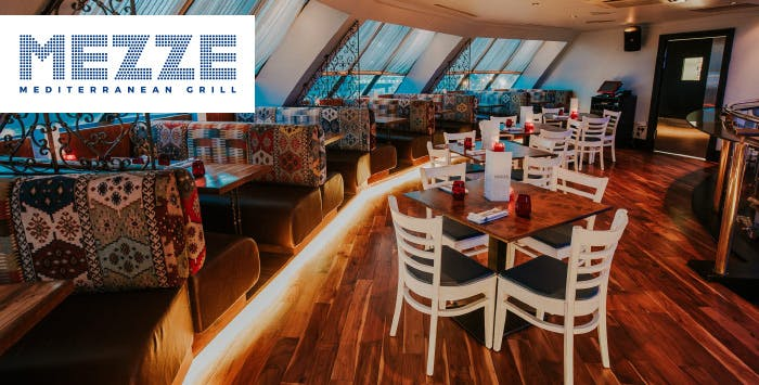 £29 for a Greek Feast + Dessert for 2. £49 for a Greek Feast, Dessert + Bottle of Wine for 2.