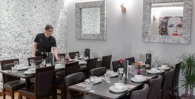 £299 for a Private Dining Experience with 3 Course Meal, Prosecco or Whisky + Tea/Coffee & Tablet for 10