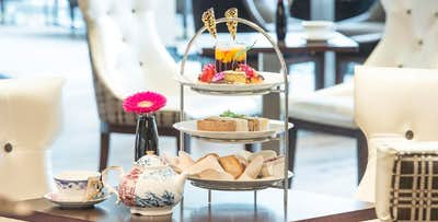 Festive Afternoon Tea with Optional Prosecco for 2, from £20