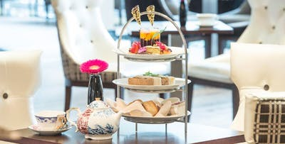 Festive Afternoon Tea with Optional Prosecco for 2, from £19