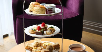 Afternoon Tea with Prosecco for 2 or 4; from £22