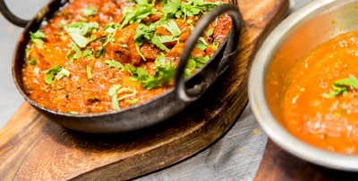 £21 for Taste of India Menu for 2