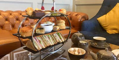 Afternoon Tea with Optional Prosecco for 2 People, from £19.95