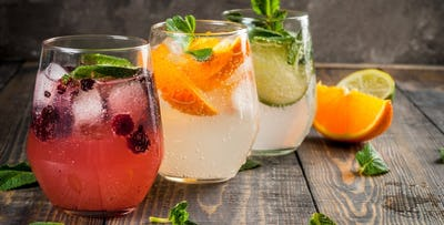£26 for a Holyrood Gin Distillery Gin Class for 1