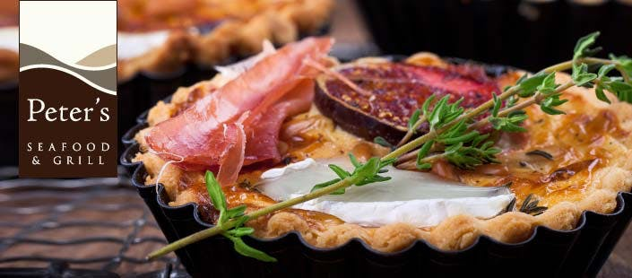 £35 for Appetisers, Sharing Platter, Main Course for 2 + Bottle of Wine
