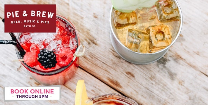 £10 for a £20 Food & Drink Voucher